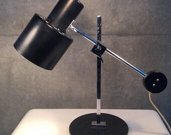 Rare Georg Kovacs desk lamp attributed Robert Sonneman