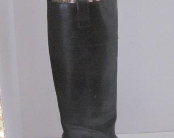 Pink Camo Boot Cuffs