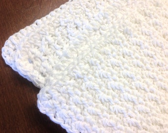 White Cotton Blanket