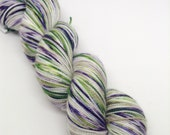 Wine Country - Hand Dyed Fingering Weight Yarn - Bootheel (400 yards)