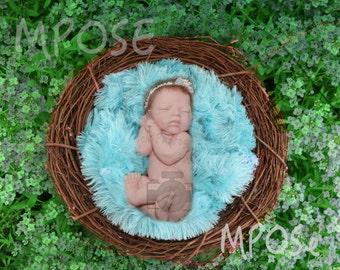Newborn Basket Prop