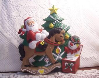 Burwood Christmas Wall Decoration
