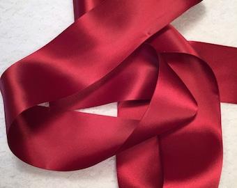 Burgundy Satin Ribbon/Sherry Satin Ribbon/Burgundy Bridal Belt/Burgundy Bridal Sash/Maroon Bridal Belt/Maroon Wedding Sash/Burgundy Ribbon