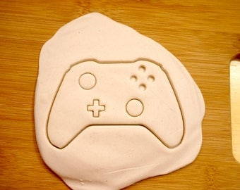 Game Controller Cookie/Fondant Cutter/Xbox/Xbox One/Wii/Nintendo/Microsoft/Sony