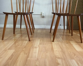 Danish Modern Dining Chairs by Farstrup SOLD