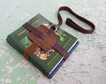RESERVED - Custom-Made Extra Large Book Strap