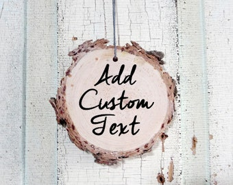 ADD ON - Custom Text