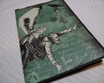 Steampunk Junk Journal