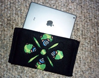 iPad mini sleeves in your choice of fabrics - four different styles to choose from