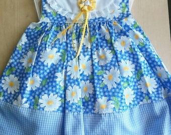Handmade Theme Daisy Dress
