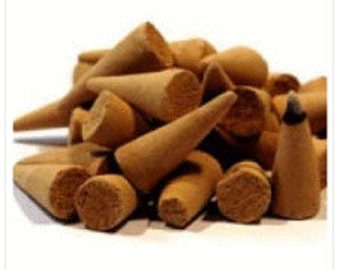 high quality scented Incense Cones PK 10