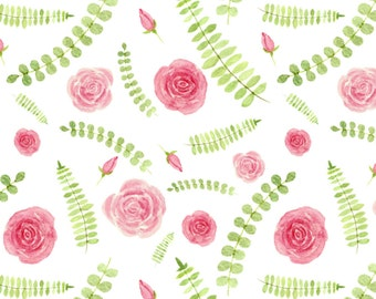 3 pretty countryside inspired seamless patterns