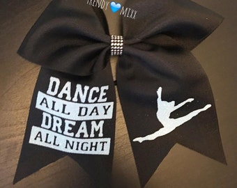 Dance all day bow