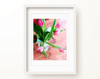 Vase of Flowers -  Fine Art Photograph