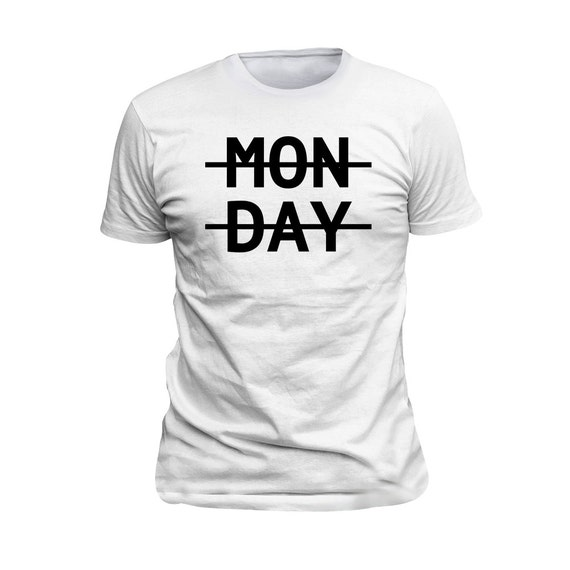 Boyfriend Gift Gift For Him Birthday Shirt Monday By