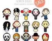 3 in 1 SALE - HORROR BABIES - Downloadable Sticker Pack