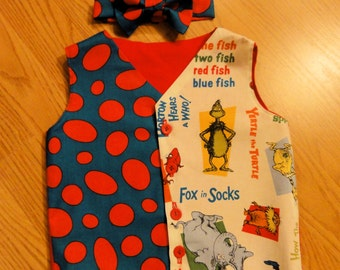 Little Man's Vest and Bowtie....Great for Birthdays, Holidays or any special occasions...