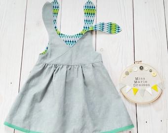 Infant summer dress | Etsy