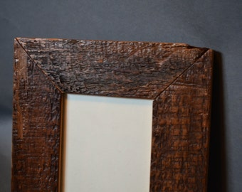 Reclaimed Barnboard Frame - 5x7 and 8x10 available