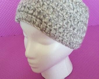 Off white crocheted Headband