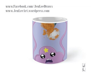 LSP Adventure Time Mug - 'My...Beans!' Lumpy Space Princess