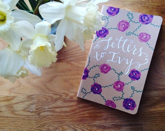 Journal : Letters to my Baby Girl