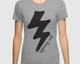Graphic Tee - lightning bolt