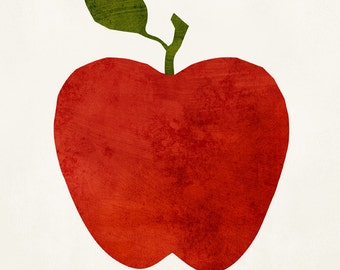 Apple - 8x10 Printable Art