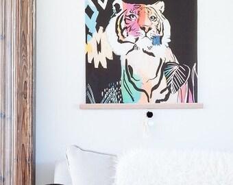 Okay Luna 'Tiger' Safari Scroll