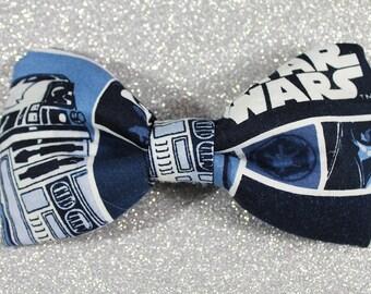 Star Wars Hair Bow R2D2