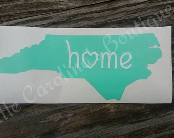 Any State Home Decal