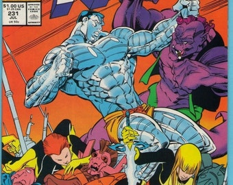 X-Men 231 Jul 1988 NM- (9.2)