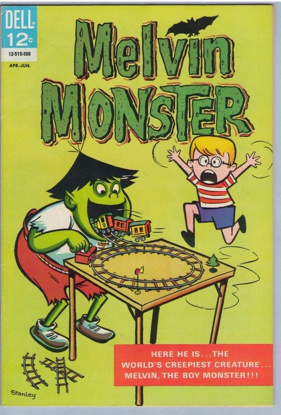 Melvin Monster 1 Jun 1965 VF-NM (9.0)
