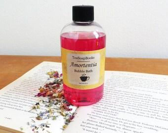 Amortentia Bubble Bath 8 oz || Harry Potter Bookish Gift, Love Potion, Romantic Gift Ideas - Rosehip Tea