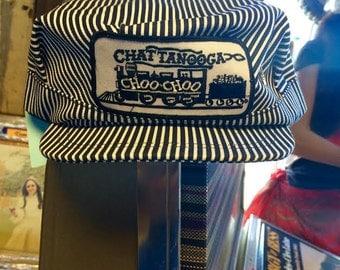 Vintage Chattanooga Train Hat