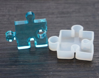 Puzzle Mold Etsy