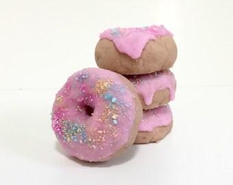 Donut Bubble Bar - Food Bubble Bar - Food Soap
