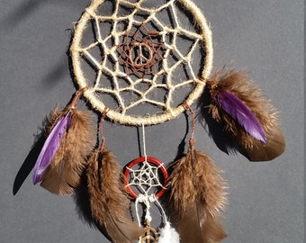 Peace and Tranquility Dream Catcher