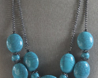Double Turquoise