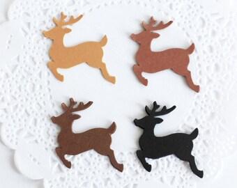 Christmas Reindeer, Brown Reindeer, Christmas Table Decor, Table Scaters, Cristmas Tree Ornaments