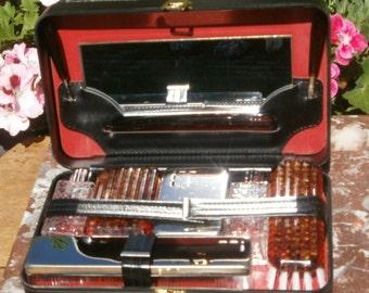 Necessary travel year 60, Vanity case, Toiletry Kit
