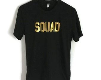 Men's Bachelor Squad Party Shirt