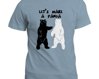 Funny Panda T Shirt / Stag Do / Party / Funny Gift