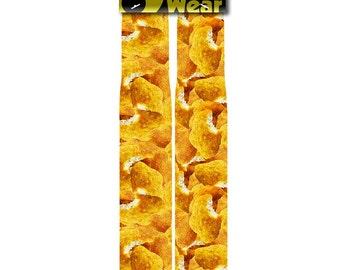 Chicken Nuggets Tube Socks