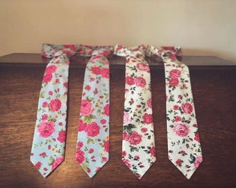 Handmade Men's Neck Ties - other designs available