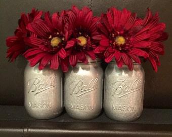 Mason Jars (Set of 3)