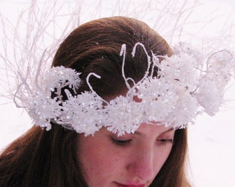 Fairy Crown- 22 '' AROUND- ''Star-Light Fairy'' Adult Crown-NEW PRICE!