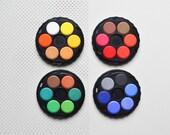 Watercolors Wheel Stack Set Watercolours stackable 4 tier set Koh-i-noor Watercolors Paint Box