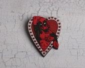 Deadpool Valentine