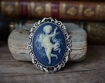 "Brooch ""Angel in Heaven"""